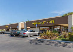 Retail Real Estate Next Restaurant - Carmen Plaza - Camarillo CA