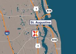 Cobblestone Village - St. Augustine