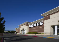 Rent Retail Space Pleasanton CA - Metro 580 with Retailer Kohl's