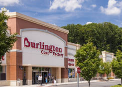 Retail Leasing Next to Burlington Coat Factory The Shoppes at Cinnaminson – Burlington County NJ