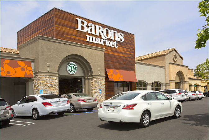 Lease Retail Space Next to Grocer Barron's Market - California Oaks Center