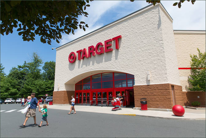 Lease Retail Space Next to Target - The Manchester Collection CT – Hartford County