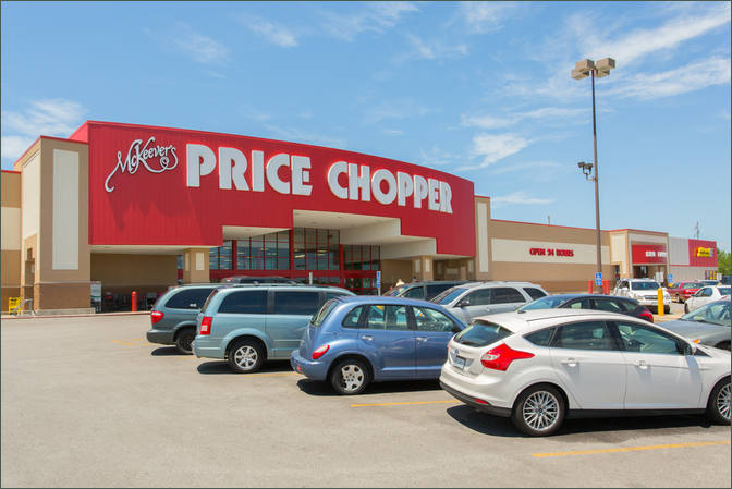 Retail Space for Lease Independence MO - Hub Shopping Center – Jackson County