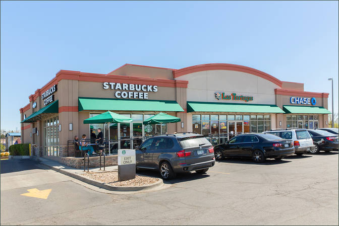 Retail Space for Lease Denver CO - Villa Monaco