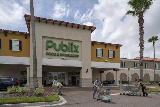 Retail Space for Lease St Augustine FL Next to Publix – Cobblestone Village