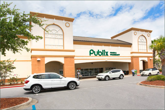 Restaurant Space for Lease Ft. Walton Beach FL Next to Publix – Sun Plaza