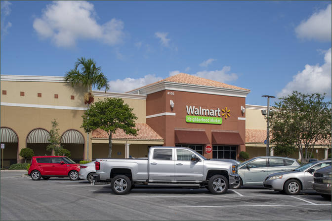 Retail Locations for Rent Lake Worth FL - Marketplace at Wycliffe