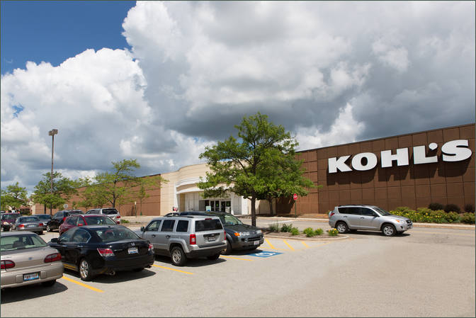 Retail Spaces for Lease Arlington Heights IL - Ridge Plaza – Cook County