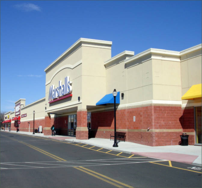 Retail Space For Lease - Chicopee Marketplace Chicopee Massachusetts