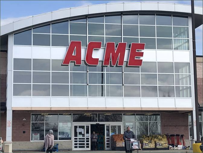 Retail Space for Lease - Acme Clark - Union County New Jersey