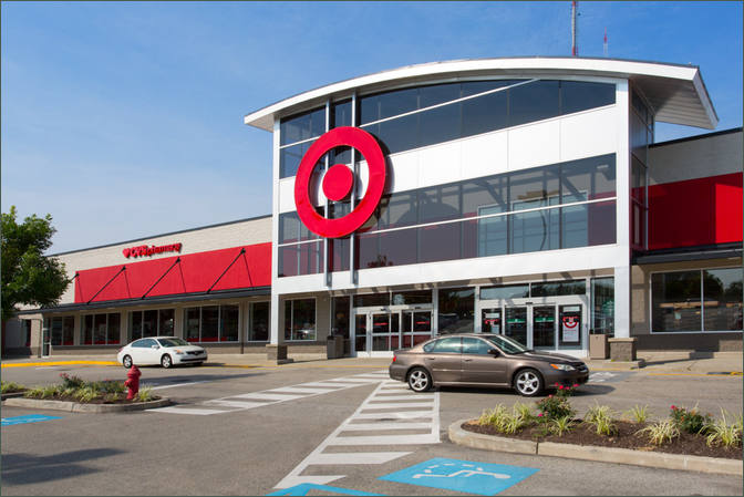 Find Retail Space Philadelphia next to Target