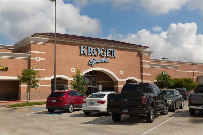 Commercial Leasing Houston TX – Kroger Anchored Shopping Center