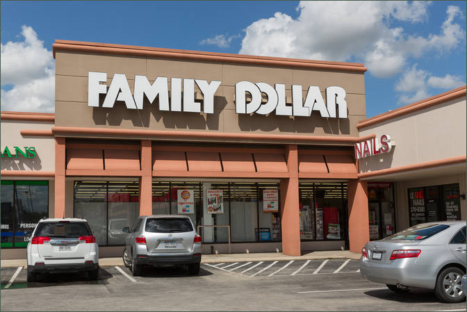 Retail Space for Lease Spring TX 77379 to Family Dollar - Klein Square