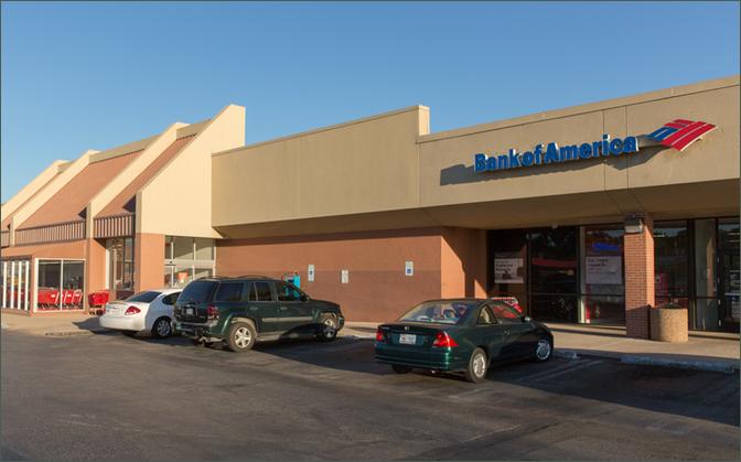 Commercial Real Estate Dallas TX - Stevens Park Village