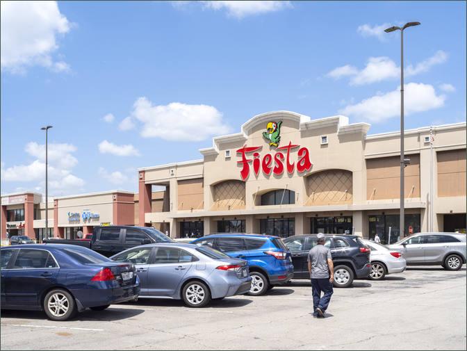 Retail Leasing Houston TX 77077 - Westheimer Commons