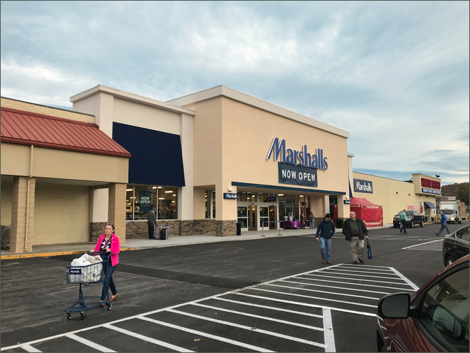 Restaurant Space for Lease in Outlet - Ridgeview Centre – Wise County Virginia