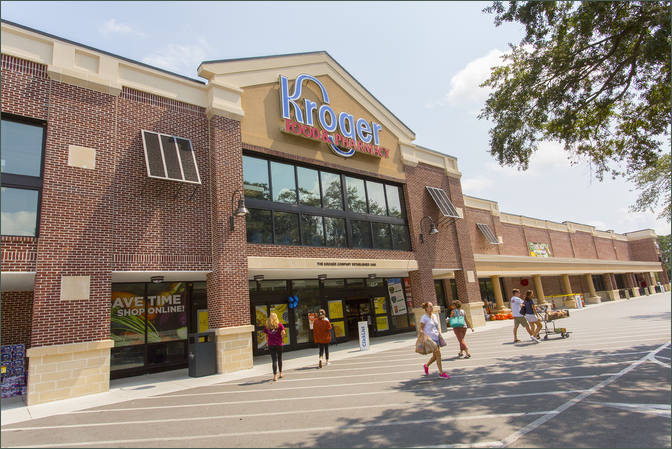 Commercial Retail Space For Lease - Wilmington Island Shopping Center Chatham County Georgia