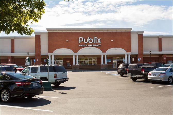 Lease Retail Space Lawrenceville GA Next to Publix