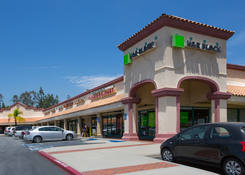 Shop Space for Rent - San Dimas Plaza California – Los Angeles County