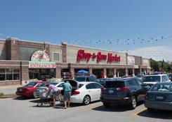 Retail Shops for Rent Southfield Plaza – Bridgeview IL – Cook County