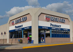 Shopping Center Space for Rent with Rite Aid Pharmacy Souderton PA