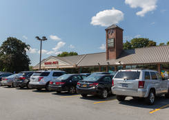 Storefront for Rent Larchmont NY - Village Square Shopping Center – Westchester County