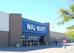 Storefront for Rent Goshen IN Next to Walmart - Market Centre – Elkhart County