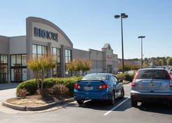 Lease Commercial Retail Space GA Next To Big Lots Retailer