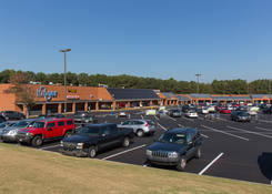 Commercial Space for Lease Douglasville GA – Park Plaza