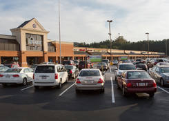 Shopping Center Space for Lease - Stockbridge Village gA