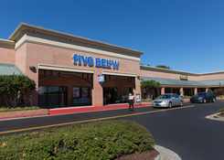 Lease Retail Space Next to Five Below – Mansell Crossing - Alpharetta, GA