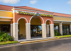 Small Restaurant Space for Lease Port St Lucie FL - East Port Plaza