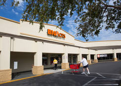 Lease Retail Space Next Big Lots - Rutland Plaza - St. Petersburg FL