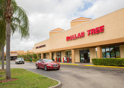 Lease Retail Space Next to Dollar Tree - Sunrise Town Center