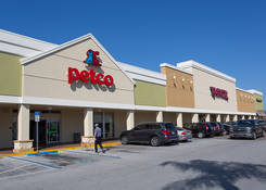 Lease Retail Space Tarpon Springs FL next to Petco - Tarpon Mall