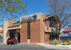 Commercial Property – Chase Bank – Arvada Plaza – Jefferson County CO