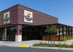 Lease Retail Space Next to Restaurant Panera – Bakersfield Plaza