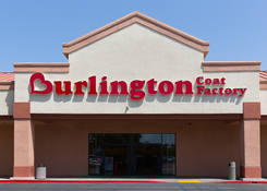 Lease Retail Space Next to Burlington Coat Factory - Bakersfield Plaza
