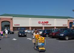 Lehigh Shopping Center Space for Lease with Giant Supermarket - Bethlehem