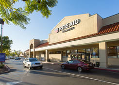 Commercial Spaces for Lease Escondido CA - Felicita Town Center with Rite Aid