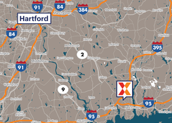 Commercial Retail Space For Lease - Waterford Commons Waterford Connecticut