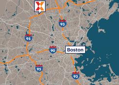 Small Retail Space for Lease - Burlington Square Burlington Massachusetts