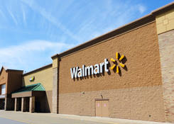Retail Space Available Wilkes-Barre PA - High Traffic Shopping Center anchored by Walmart