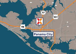 Panama City Square