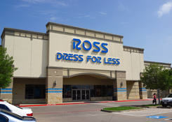 Retail Space for Lease Frisco TX next to Ross Dress for Less – Preston Ridge