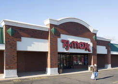 Retail Space For Lease Westfield MA Next to TJ Maxx - Westgate Plaza